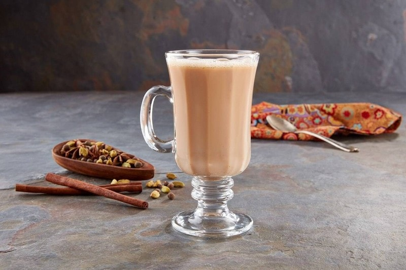 Spiced Indian Chai