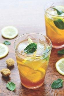 Lipton Lemon Mint Tea