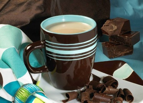 Hot 'N Spicy Chocolate Tea