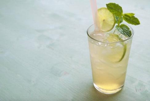Lipton - Hugo Grüner Tee (alkoholfrei)