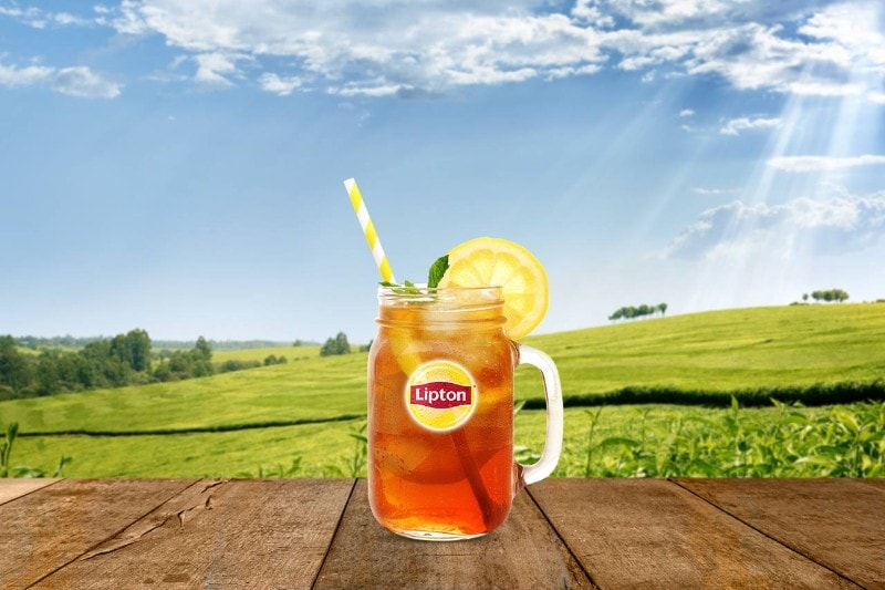 Lipton - Citrus Ice Tea Punch