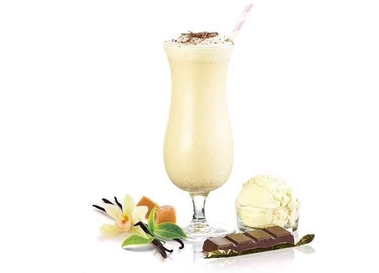 Lipton - Frappé vanille-caramel