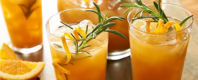 Rosemary-Orangeade Tea
