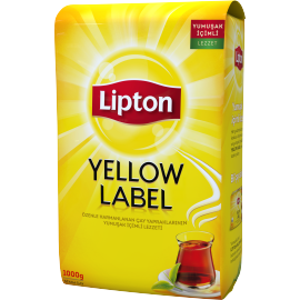 Yellow Label Dökme Çay 1000gr