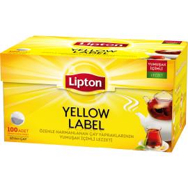 Yellow Label Demlik Poşet Çay 100'lü