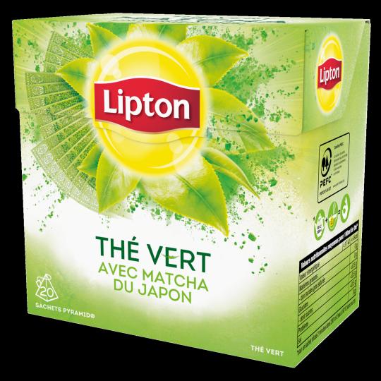 Thé Vert avec Matcha du Japon
