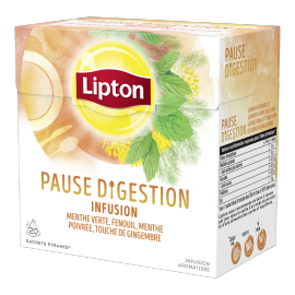 Infusion Pause Digestion