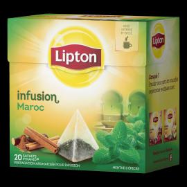Lipton Infusion Maroc 20 Sachets 40g
