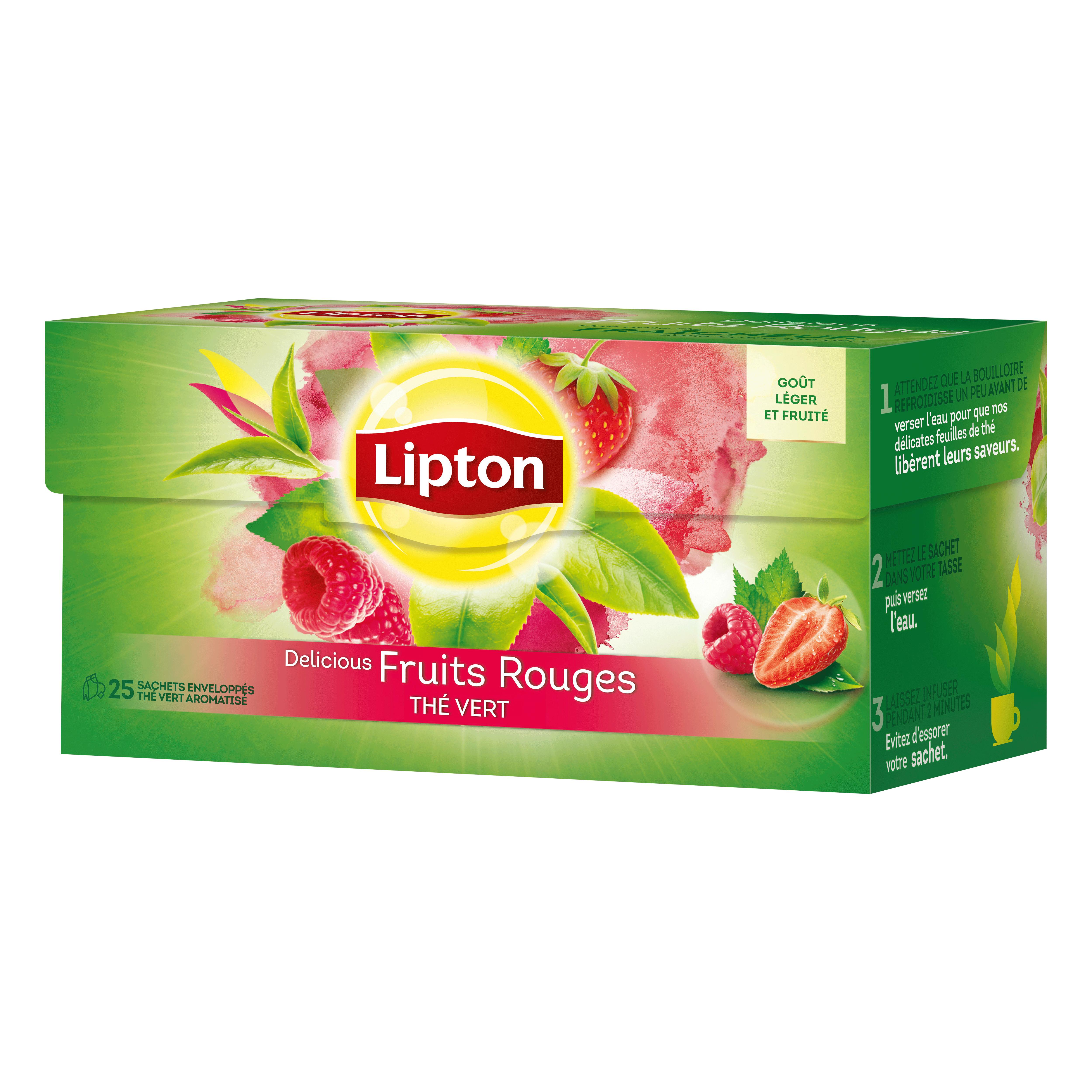 the au fruit rouge