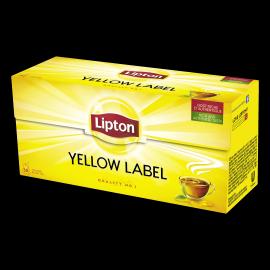 Lipton Yellow Thé Noir 100 Sachets 200g