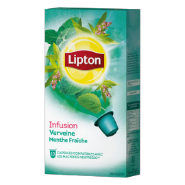 Lipton Infusion Verveine Menthe Fraîche