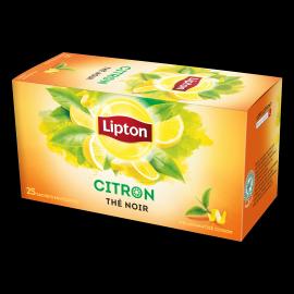 Lipton Thé Citron 25 Sachets 40g