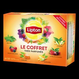 Lipton Thé Coffret 60 Sachets 96g