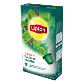 Lipton infusion verveine menthe fra che - To by lipton capsule ...