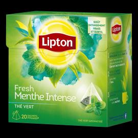 Lipton Thé Vert Menthe Intense 20 Sachets 32g