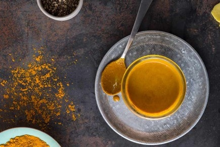 Spice Up Your Life With Turmeric Tea
