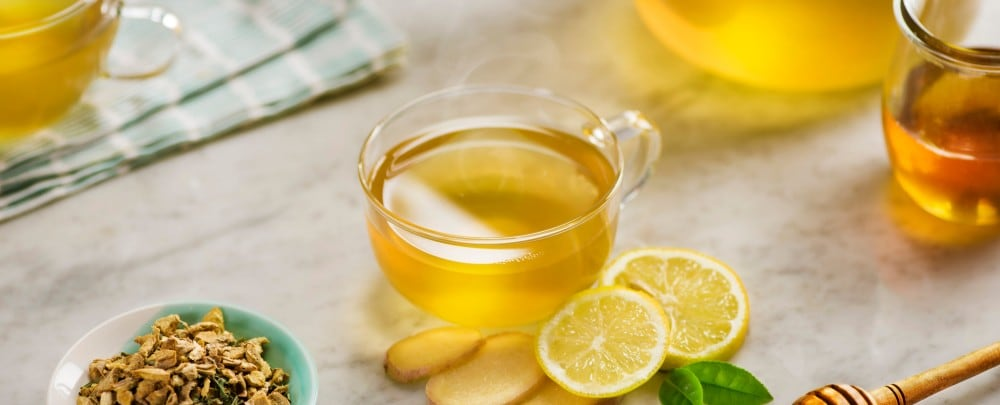 GINGER: A CUP OF GOODNESS