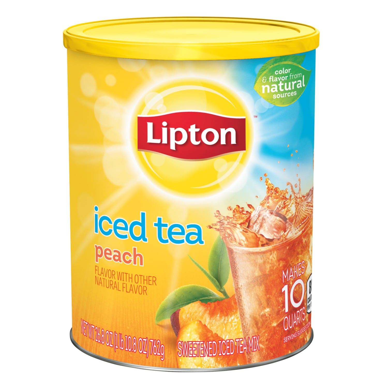 Lipton Ice Tea Pulver