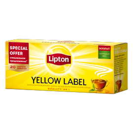 LIPTON YELLOW LABEL TEA TN 24X20SX2G
