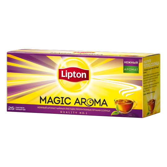 LIPTON TEA MAGIC AROMA TN 24X25SX2G