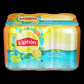 Ice Tea Akdeniz Güneşi 6 X 0.33L