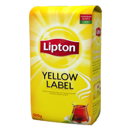 Yellow Label Dökme Çay 500gr
