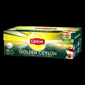 Golden Ceylon Demlik Poşet Çay 48'li