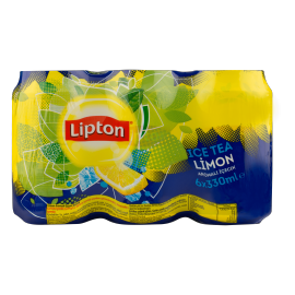 Ice Tea Limon 6 X 0.33L