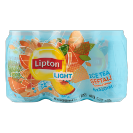 Ice Tea Şeftali Light 6 X 0.33L