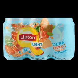 Ice Tea Şeftali Light 6 X 0.33L