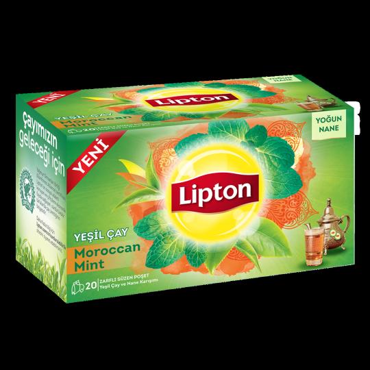 Moroccan Mint Yeşil Çay 20'li