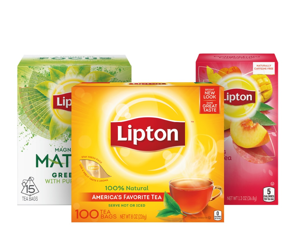 Welcome to Lipton® Tea | Hot and Iced Tea | Lipton®