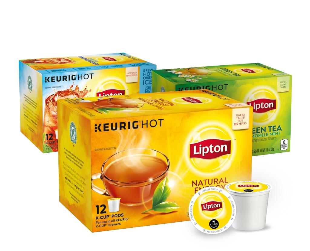 tea k cup pods k cup tea pack lipton. Black Bedroom Furniture Sets. Home Design Ideas