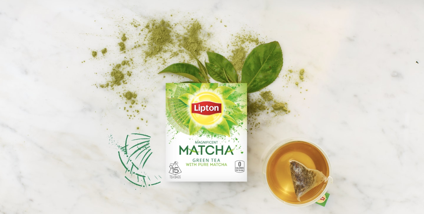 Journey of Matcha tea | Lipton | Lipton
