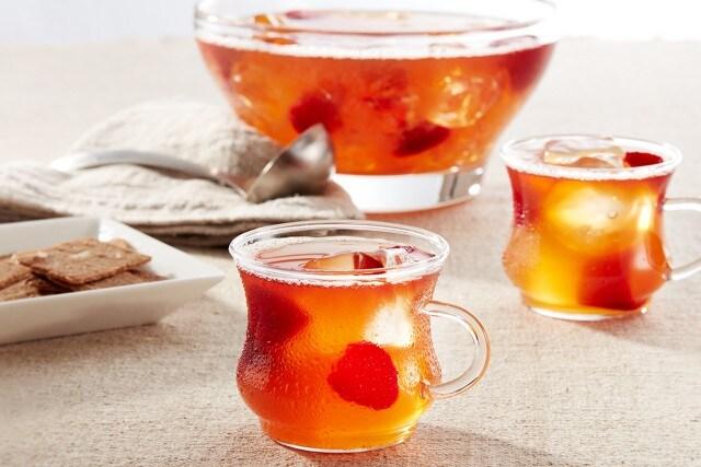 Family Iced Herbal Teas