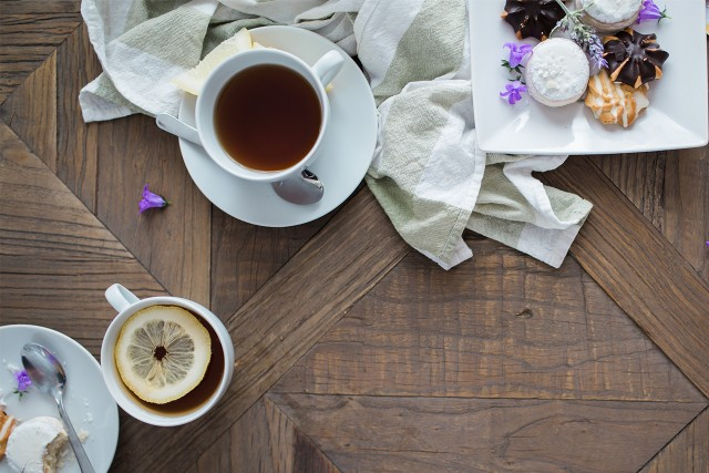 Découvrez la tradition anglaise de l'heure du thé