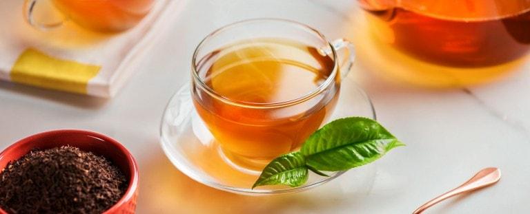 Black Tea: Sunshine in a Cup