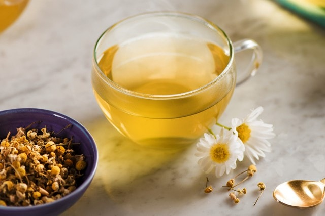 Chamomile: Sip and Soothe