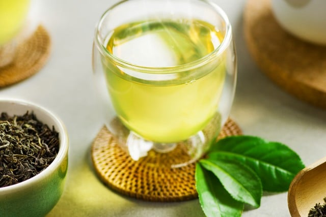 Green Tea: Easy Everyday Wellbeing
