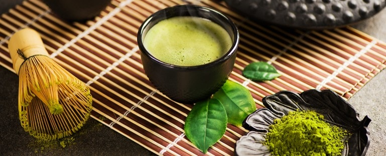 Find your Focus with Matcha