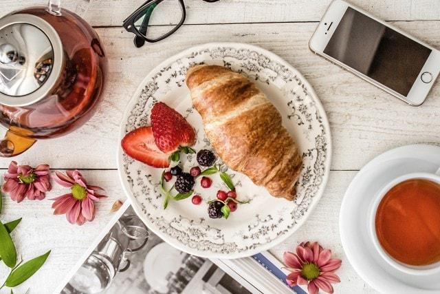 Le thé et la gastronomie