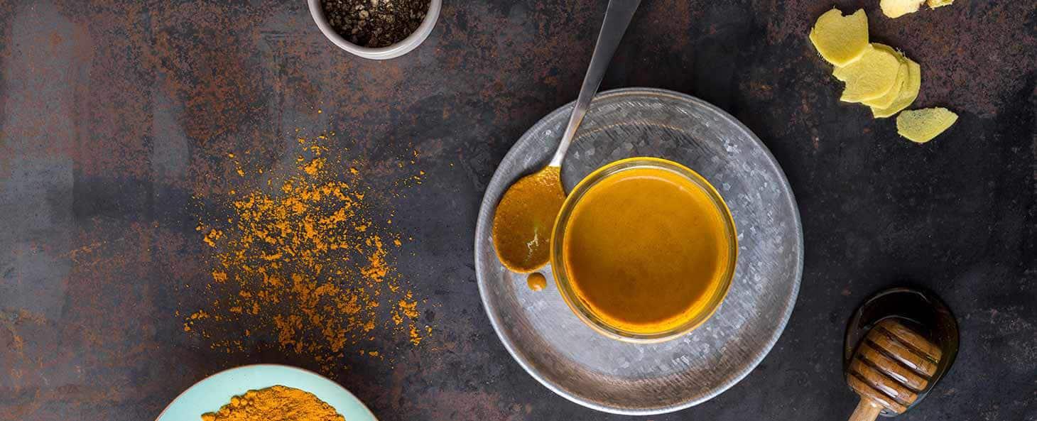 Turmeric Tea | Wellbeing | Lipton | Lipton