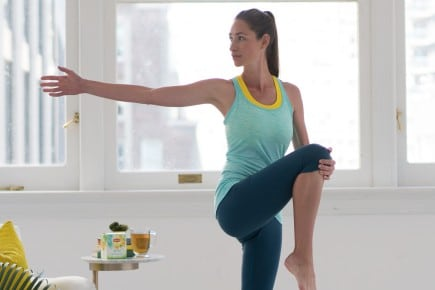 One Detox Yoga Pose for Clarity First Thing in the Morning