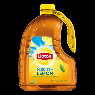 Black Iced Tea Lemon | Lipton
