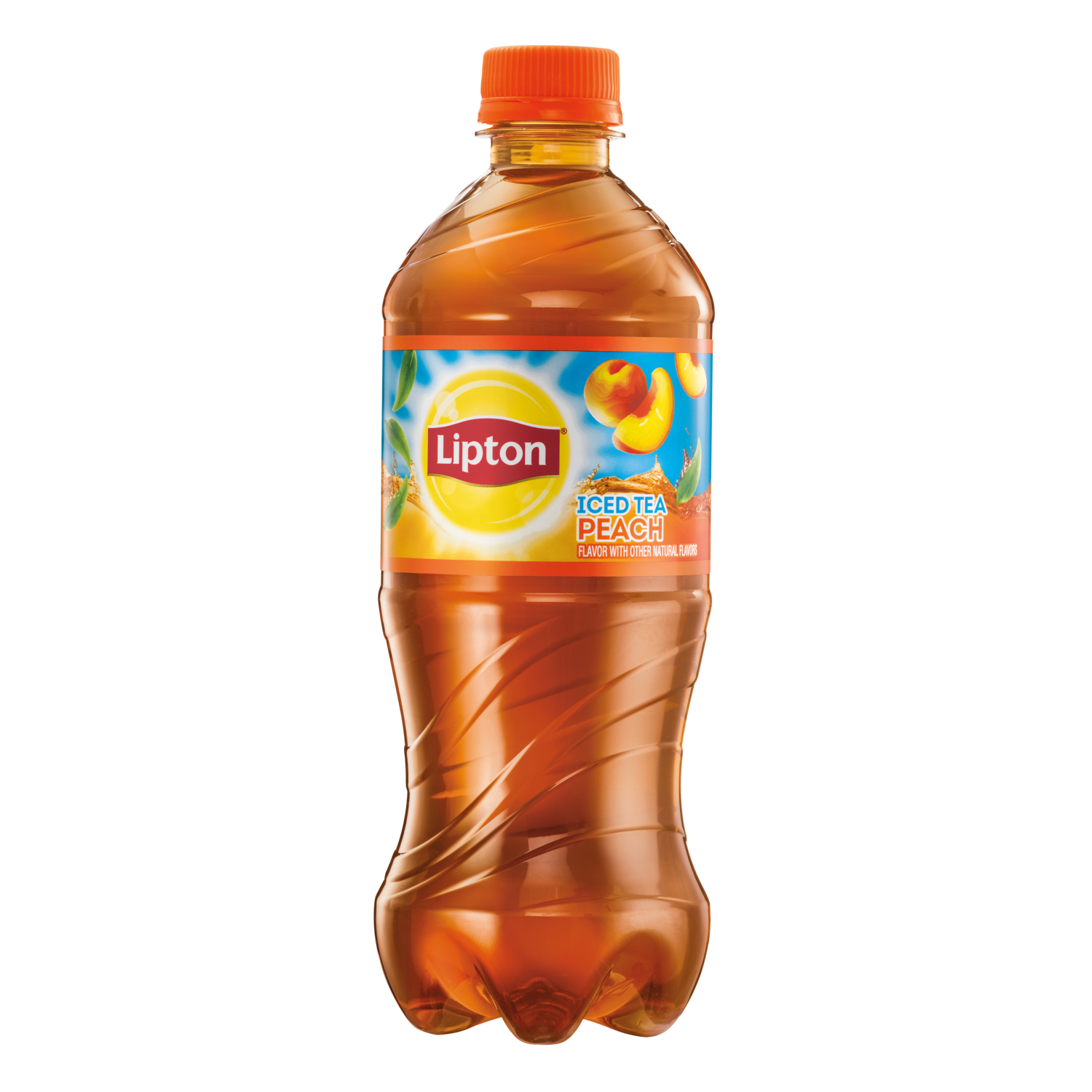 Black Iced Tea Peach Lipton