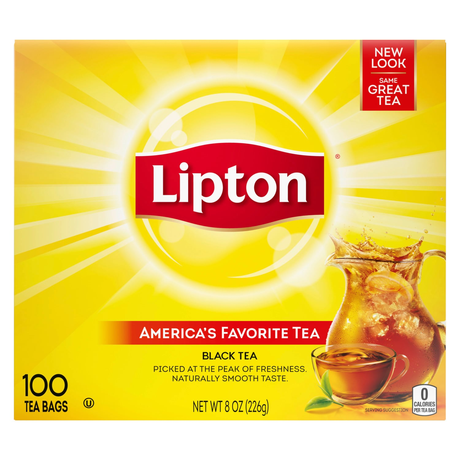 Black Tea Lipton