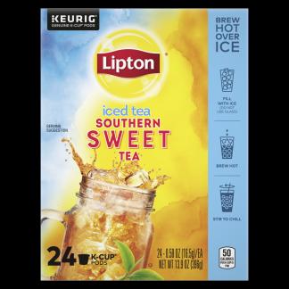 Iced Southern Sweet Tea K-Cup   Lipton