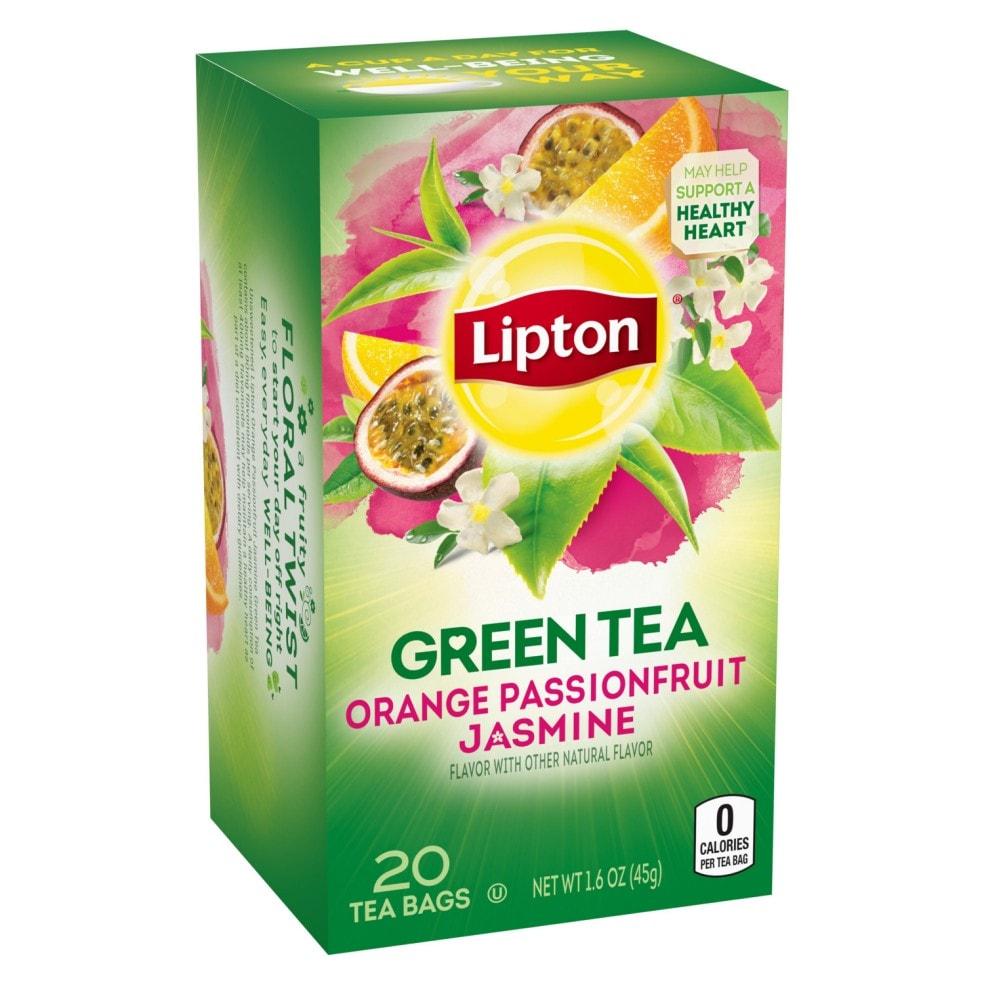 Green Tea with Mint   Lipton