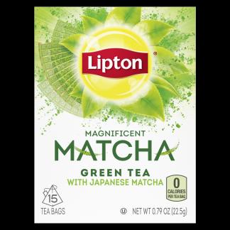 Matcha Green Tea   Lipton