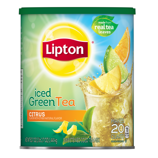 PNG - Lipton Green Tea Citrus 20 qt